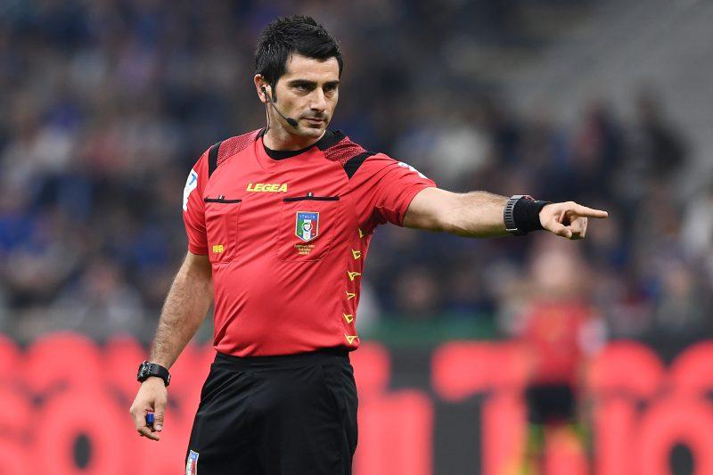 Designazioni Arbitrali Serie A 37 Giornata Valeri Per Inter Napoli